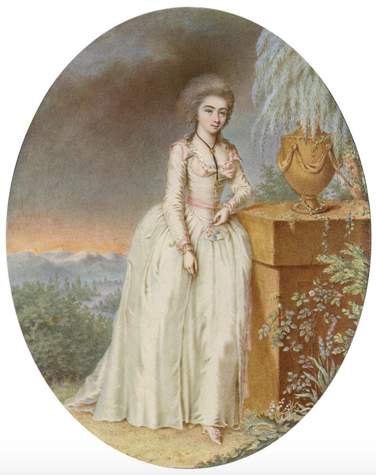 Louise-Henriette-Caroline de Hesse-Darmstadt, une amie de Marie-Antoinette - Page 2 Captu327