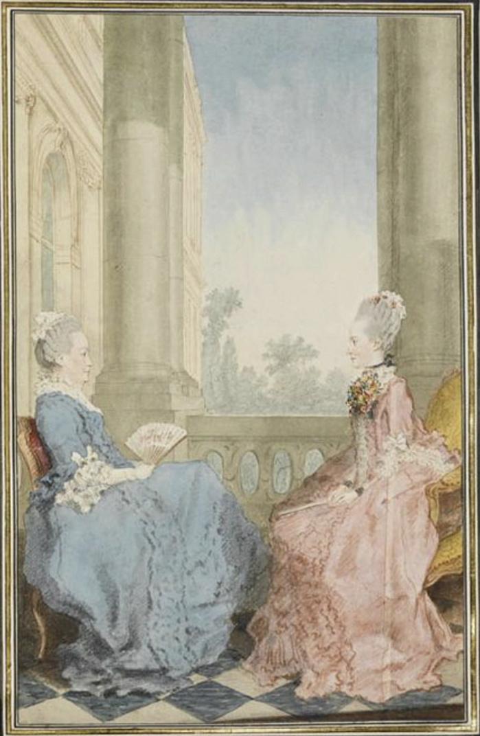 Louise-Henriette-Caroline de Hesse-Darmstadt, une amie de Marie-Antoinette - Page 2 Captu330