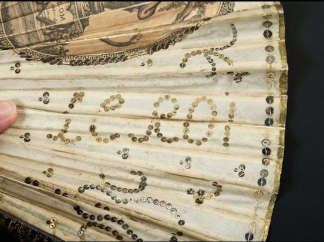 Les éventails au XVIIIe siècle - Page 5 Captu331