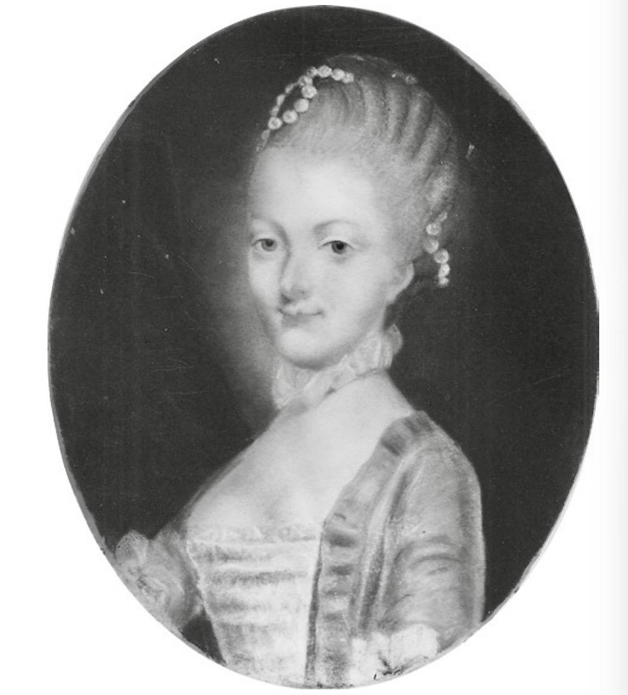 Premiers portraits de Marie-Antoinette par J. Ducreux (et d'après) - Page 2 Captu332