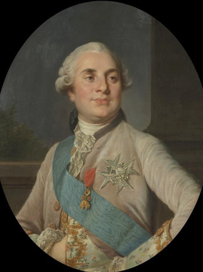 Roslin - Portraits de Louis XVI, roi de France (peintures, dessins, gravures) - Page 4 Captu337