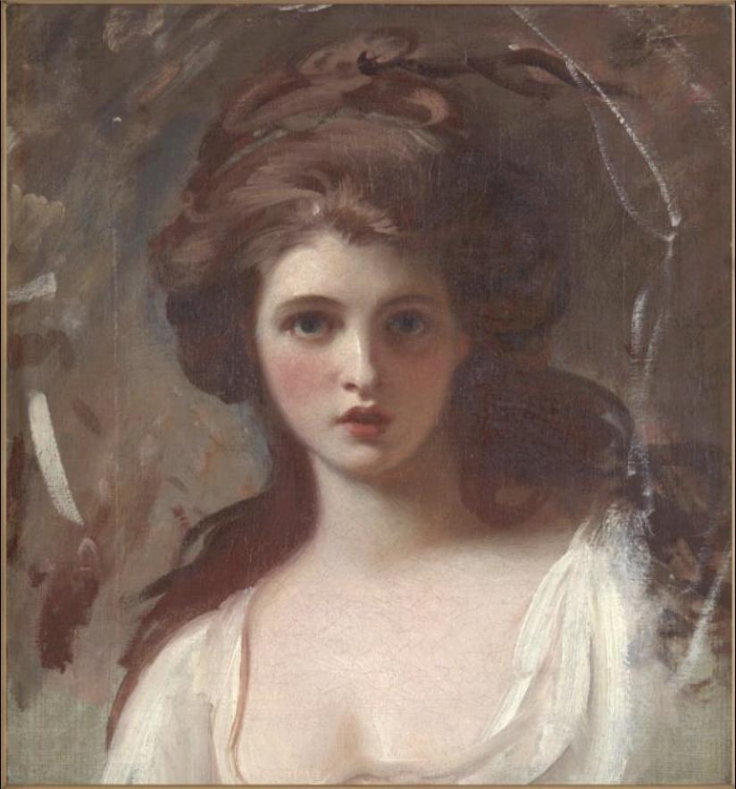 Emma Hart, Lady Hamilton, née Amy Lyons - Page 4 Captu338
