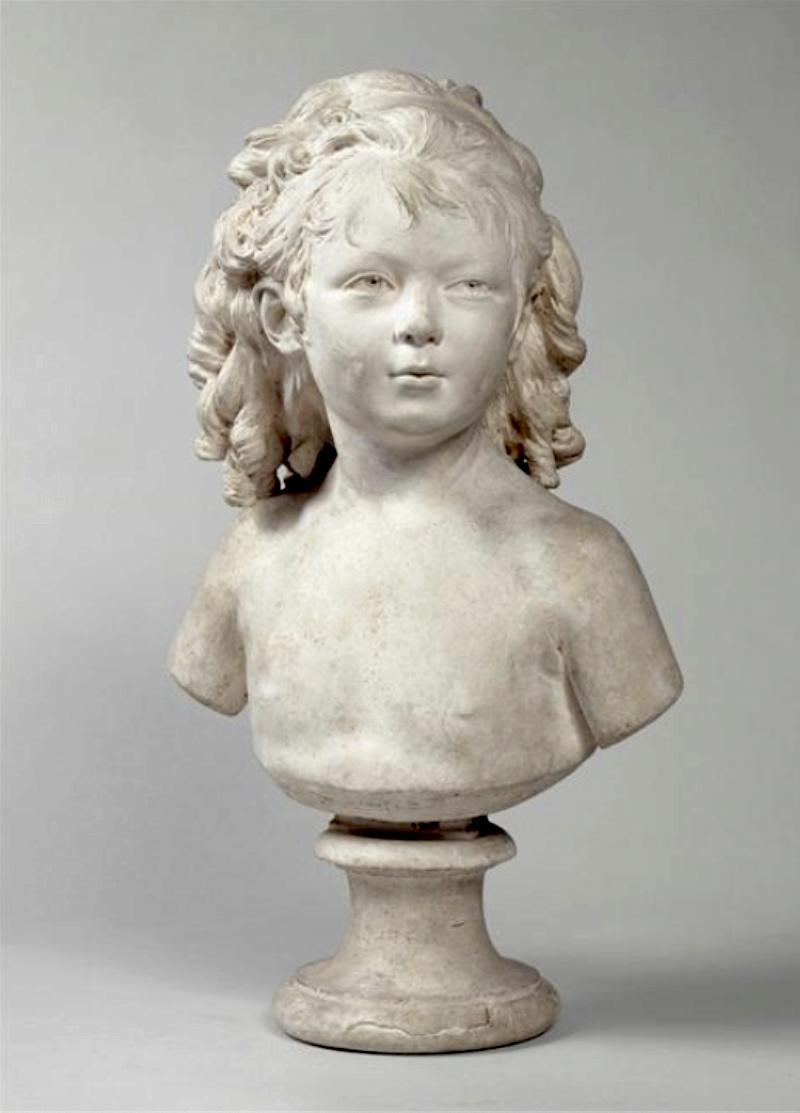 Jean-Antoine Houdon, le sculpteur des Lumières Captu339