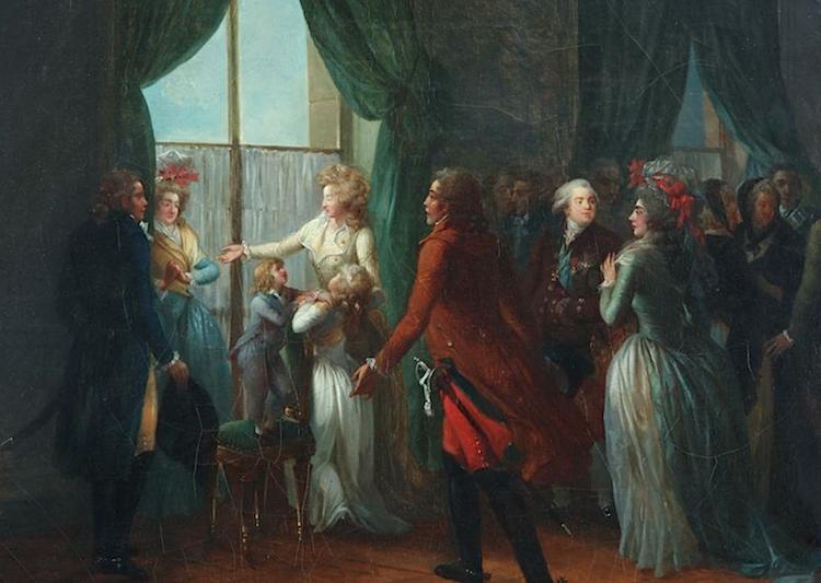 octobre - Versailles, les 5 et 6 octobre 1789 - Page 7 Captu344