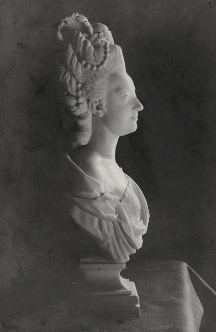 Buste de Marie-Antoinette, Palais Pitti (Florence) Captu345