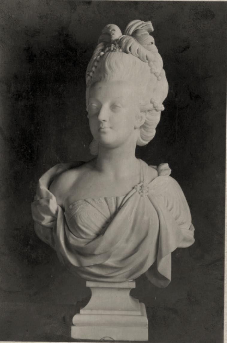 Buste de Marie-Antoinette, Palais Pitti (Florence) Captu346
