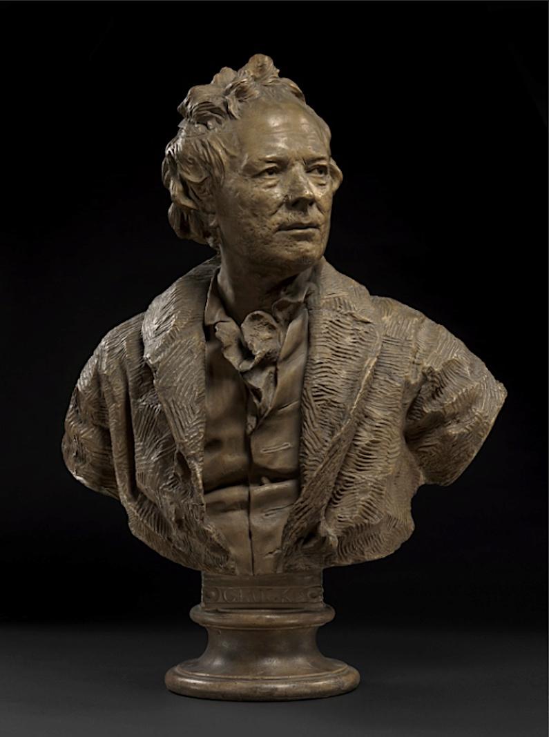 Jean-Antoine Houdon, le sculpteur des Lumières Captu348