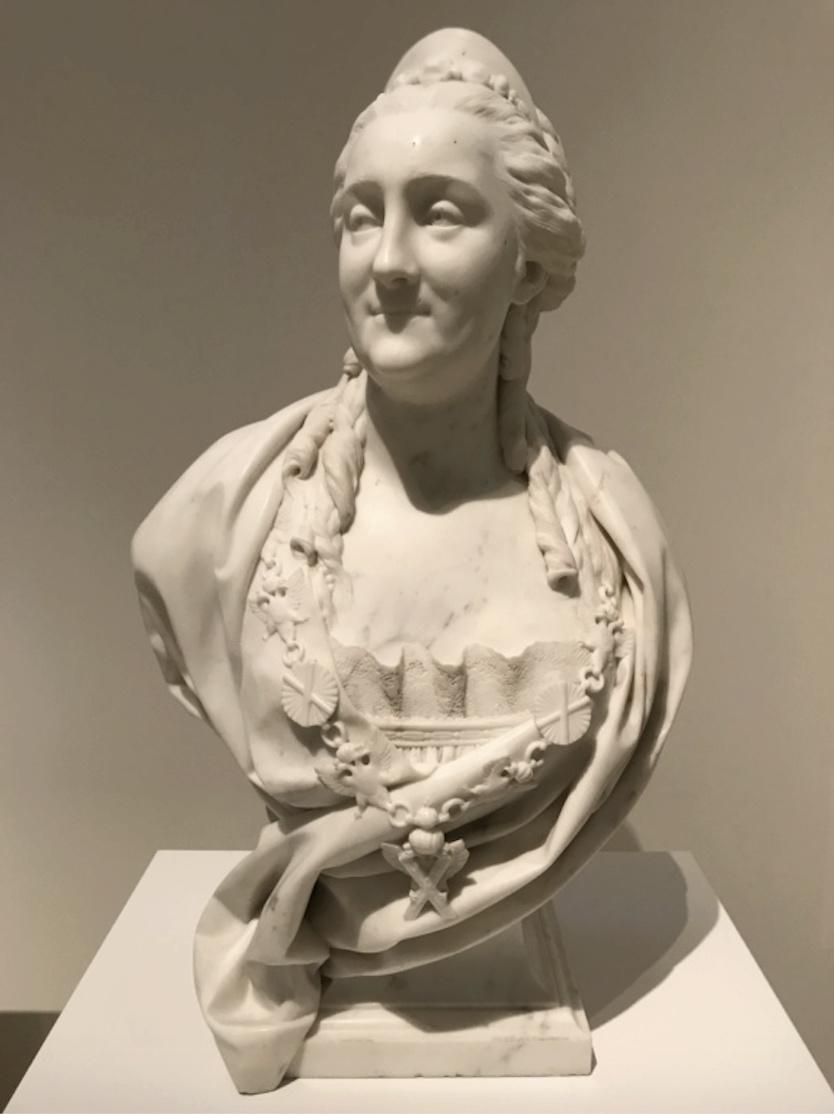 Jean-Antoine Houdon, le sculpteur des Lumières Captu349