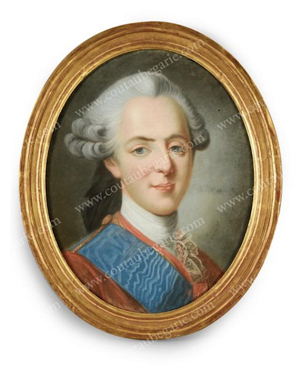 Portraits de Marie-Antoinette attribués aux Gautier Dagoty (ou d'après). - Page 2 Captu350