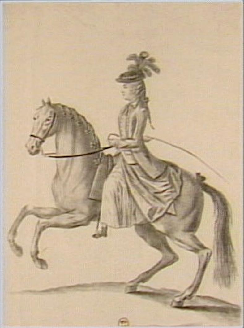 Série d'estampes : portraits équestres de Robin de Montigny  Captu377