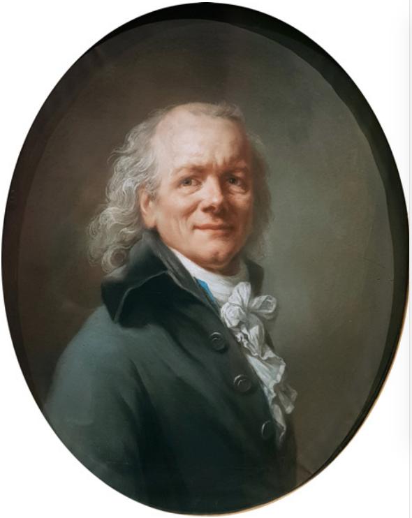 Le peintre Joseph Ducreux Captu381