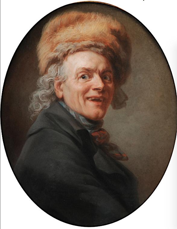 Le peintre Joseph Ducreux Captu382