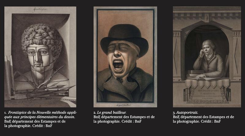 Exposition : Jean-Jacques Lequeu, bâtisseur de fantasmes. Petit Palais, Paris Captu383