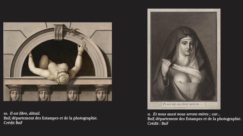 Exposition : Jean-Jacques Lequeu, bâtisseur de fantasmes. Petit Palais, Paris Captu384