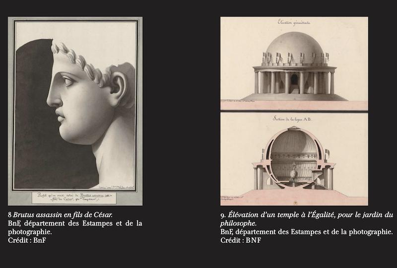 Exposition : Jean-Jacques Lequeu, bâtisseur de fantasmes. Petit Palais, Paris Captu386
