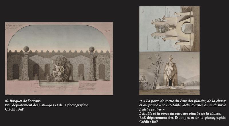 Exposition : Jean-Jacques Lequeu, bâtisseur de fantasmes. Petit Palais, Paris Captu387
