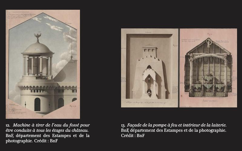 Exposition : Jean-Jacques Lequeu, bâtisseur de fantasmes. Petit Palais, Paris Captu388