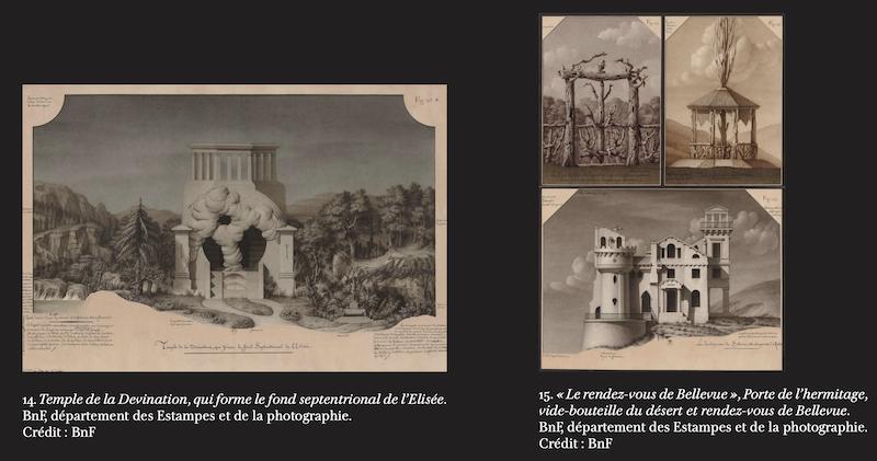 Exposition : Jean-Jacques Lequeu, bâtisseur de fantasmes. Petit Palais, Paris Captu389