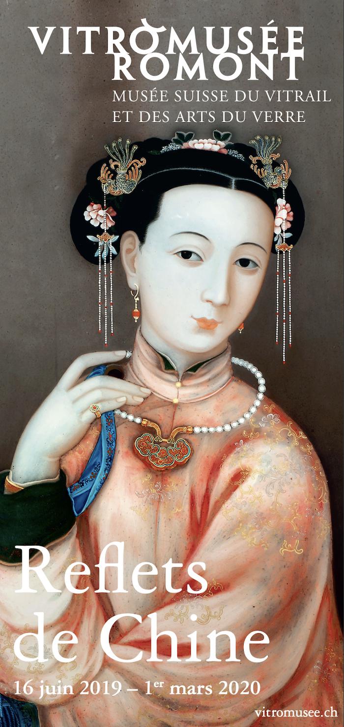 La peinture sous / sur verre chinoise au XVIIIe siècle Captu403