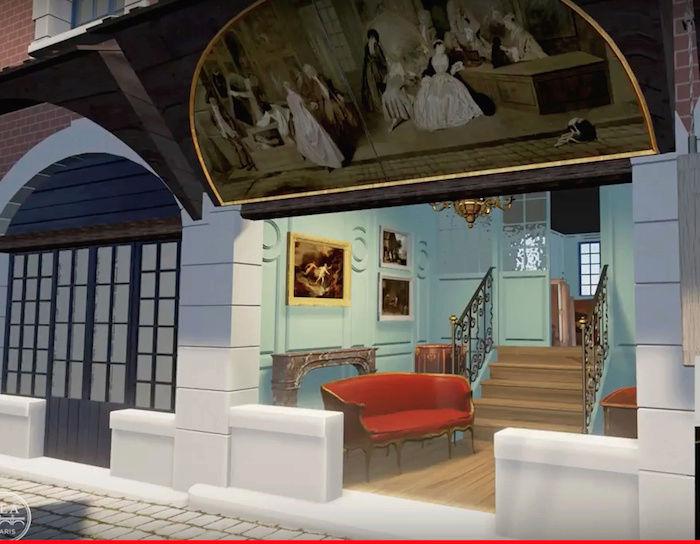 Exposition à Cognacq-Jay : La Fabrique du luxe - Les marchands merciers parisiens au XVIIIe siècle - Page 2 Captu410