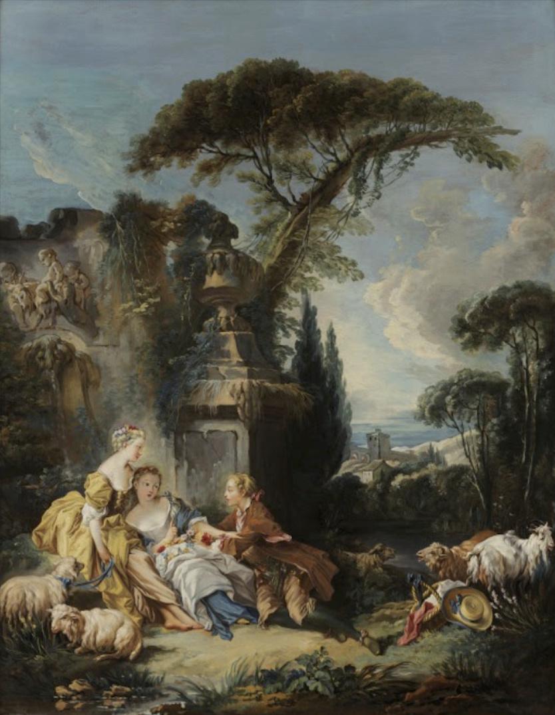Visite de la Fondation Accorsi - Ometto, musée des arts décoratifs (Turin) : le Cognacq-Jay turinois Captu428