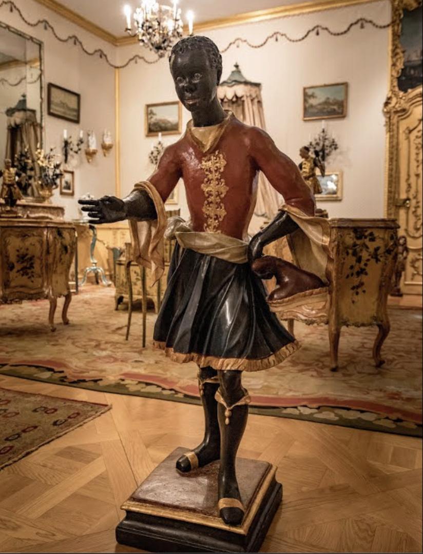 Visite de la Fondation Accorsi - Ometto, musée des arts décoratifs (Turin) : le Cognacq-Jay turinois Captu430