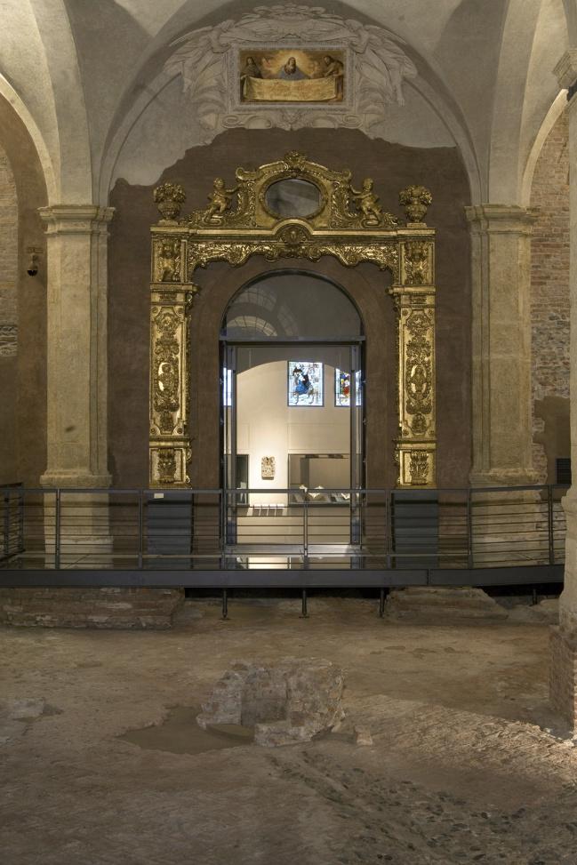 Le Palais Madame à Turin (Palazzo Madama, Torino) Captu444