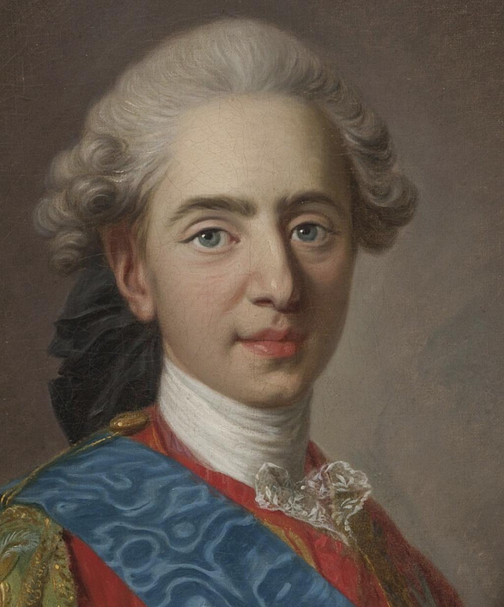 Portraits du comte d'Artois ou du comte de Provence par Van Loo ? Captu450