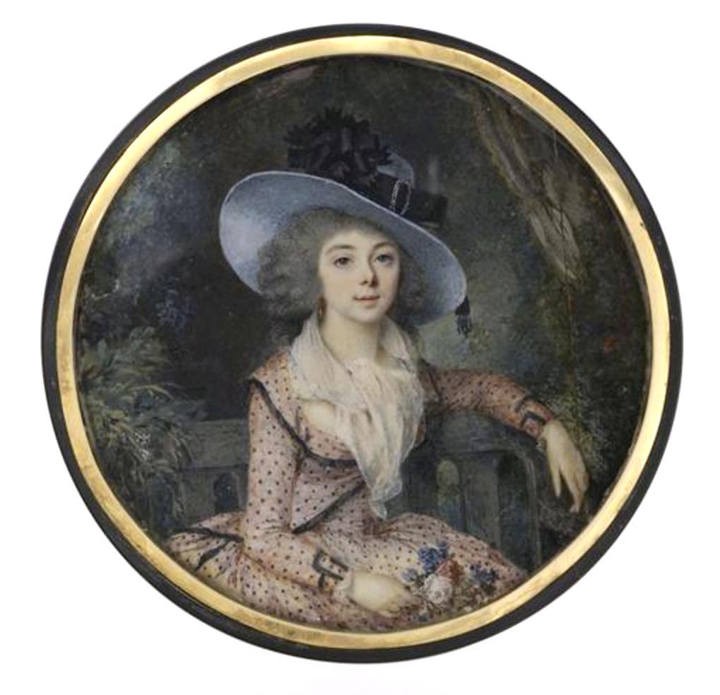 Jean-Baptiste-Jacques Augustin, peintre miniaturiste Captu451