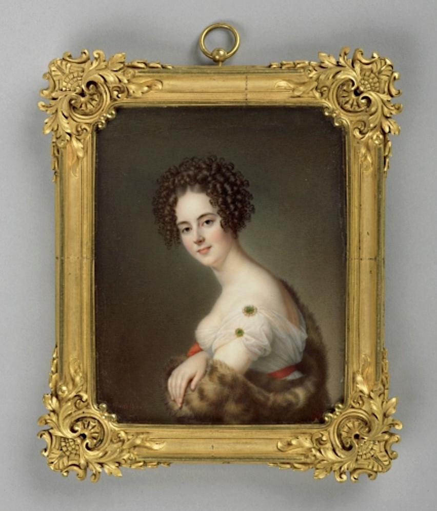 Jean-Baptiste-Jacques Augustin, peintre miniaturiste Captu455