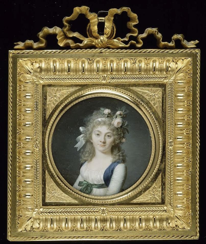 Jean-Baptiste-Jacques Augustin, peintre miniaturiste Captu456