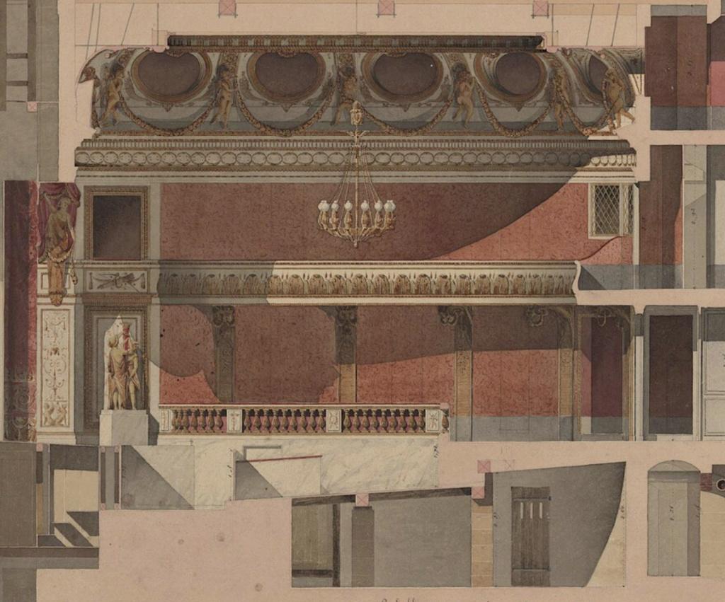 Le Théâtre de la reine (Trianon) : de la Révolution à la fin du XIXe siècle Captu487