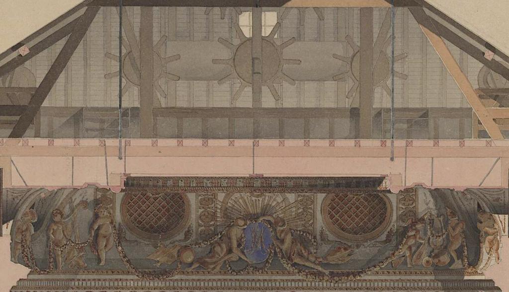 Le Théâtre de la reine (Trianon) : de la Révolution à la fin du XIXe siècle Captu489