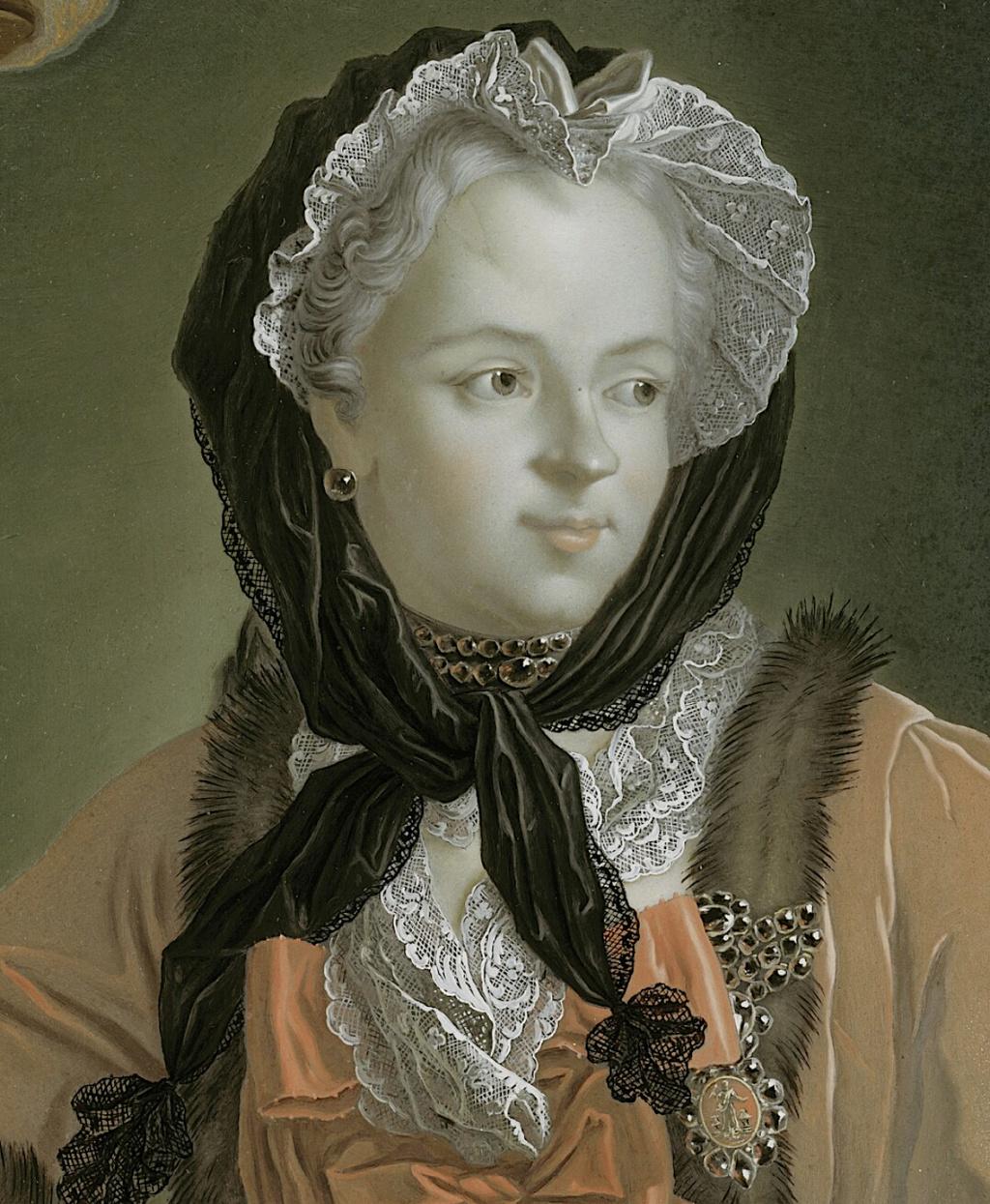 La reine Marie Leszczynska - Page 2 Captu494