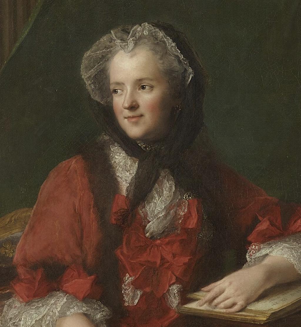 La reine Marie Leszczynska - Page 2 Captu495