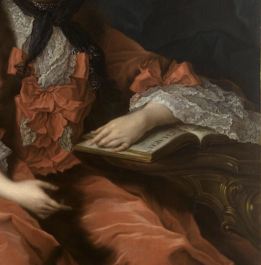 La reine Marie Leszczynska - Page 2 Captu496