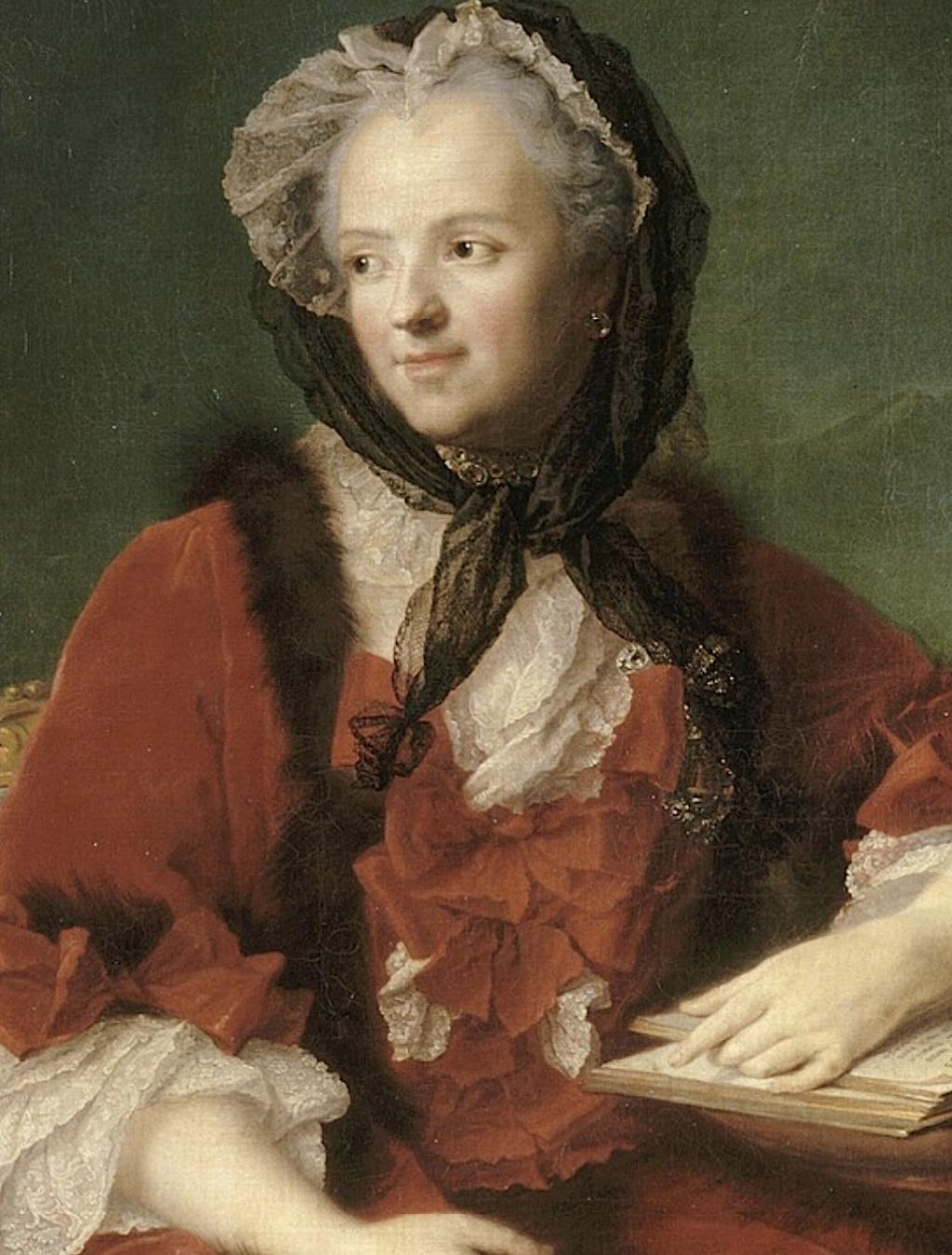 La reine Marie Leszczynska - Page 2 Captu497
