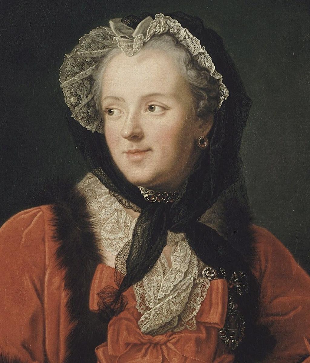 La reine Marie Leszczynska - Page 2 Captu498