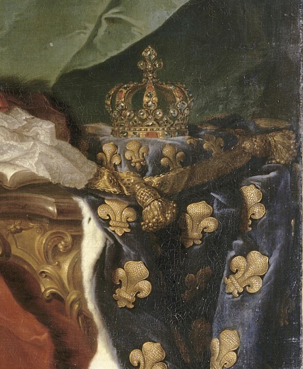 La reine Marie Leszczynska - Page 2 Captu500