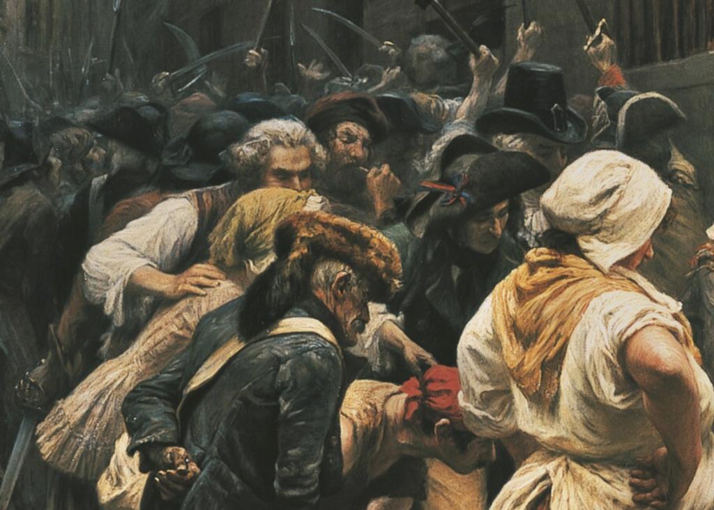 La mort de la princesse de Lamballe Captu521
