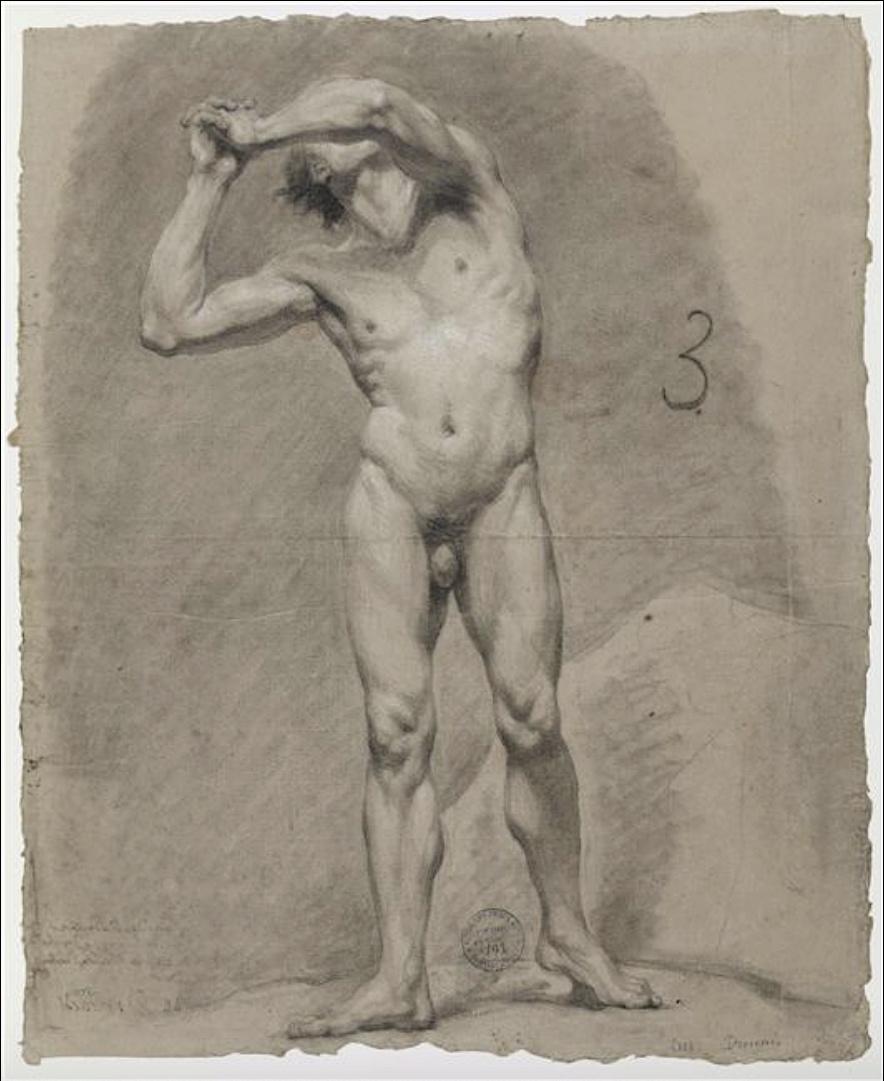 Les Drouais, artistes peintres de père en fils : Jean, Hubert, François-Hubert et Jean-Germain Drouais Captu537