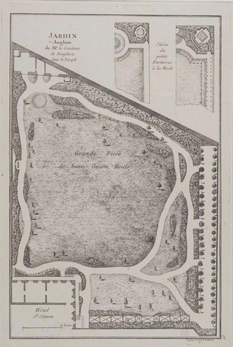 L'enclos du Temple au XVIIIe siècle - Page 3 Captu546
