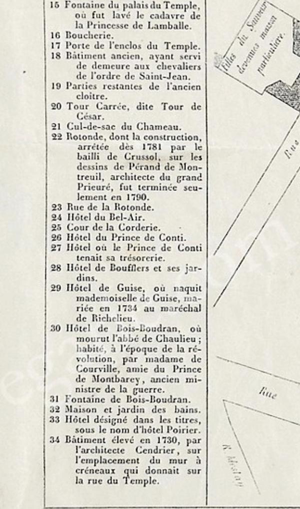 L'enclos du Temple au XVIIIe siècle - Page 3 Captu547