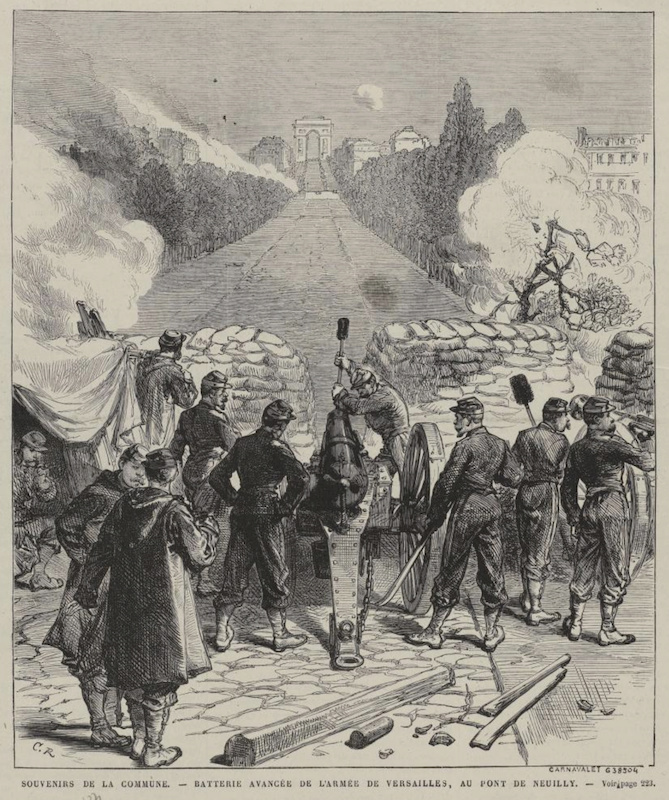 Le pont de Neuilly au XVIIIe siècle Captu556