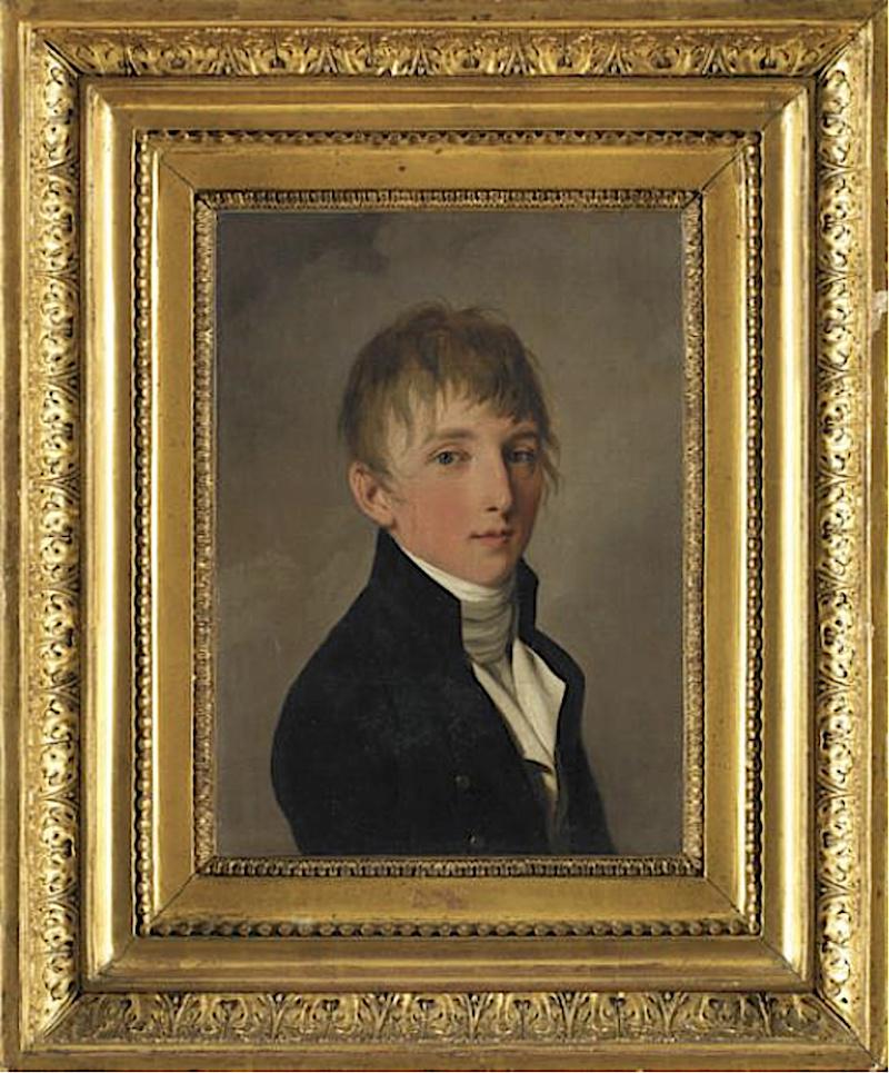 Louis-Léopold Boilly : peintre de la société parisienne de Louis XVI à Louis-Philippe Captu560