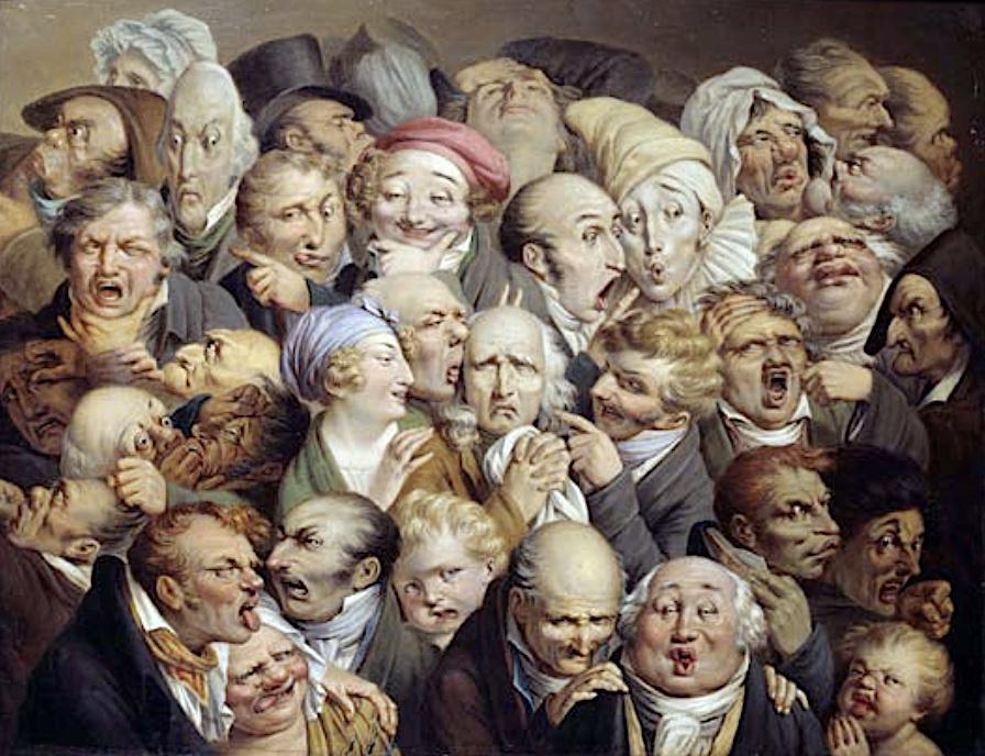 Louis-Léopold Boilly : peintre de la société parisienne de Louis XVI à Louis-Philippe Captu566
