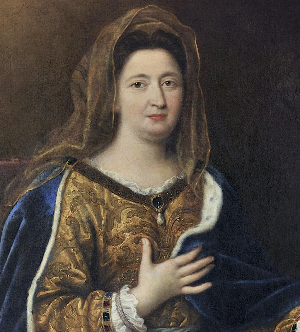 Madame de Maintenon : Exposition du tricentenaire (1719-2019), à Versailles Captu576