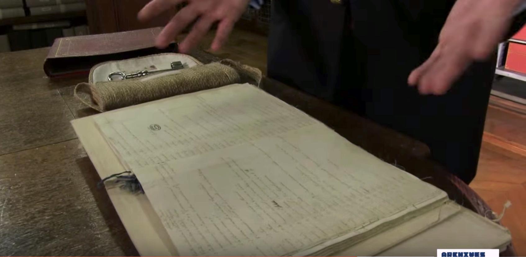 Le Journal du roi Louis XVI et ses Reflexions sur ses entretiens avec Mr le Duc de la Vauguyon Captu578