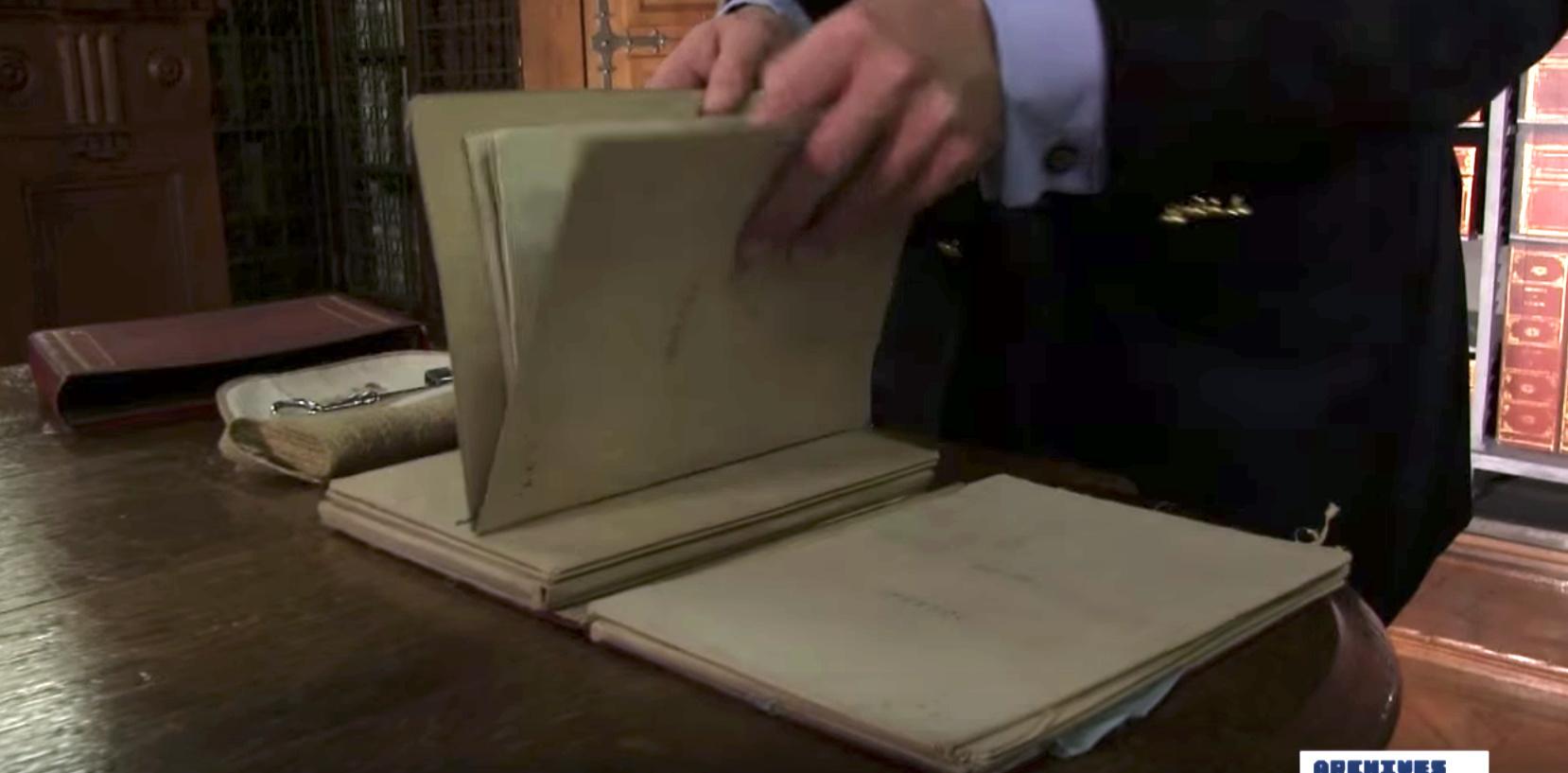 Le Journal du roi Louis XVI et ses Reflexions sur ses entretiens avec Mr le Duc de la Vauguyon Captu579