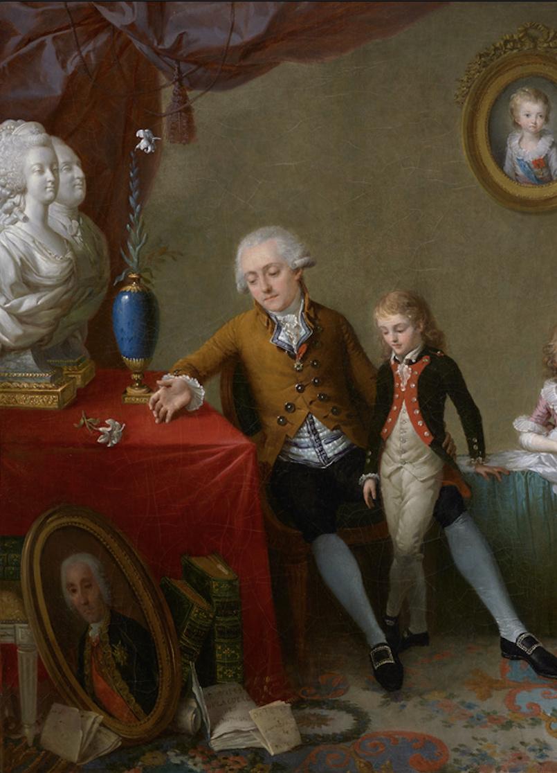 Marie Antoinette, par (et d'après) Louis-Simon Boizot - Page 3 Captu588